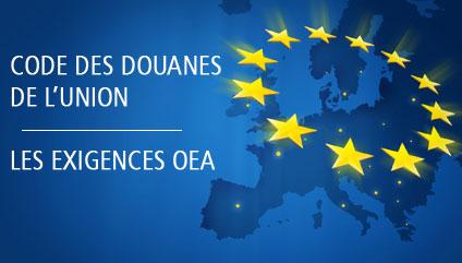 OEA et Code des Douanes de l'Union 2016